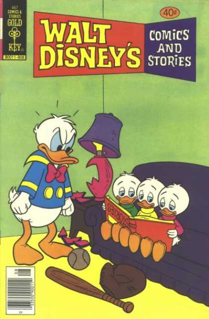 Walt Disney's Comics and Stories 467