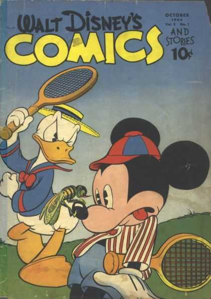 Walt Disney's Comics and Stories 49
