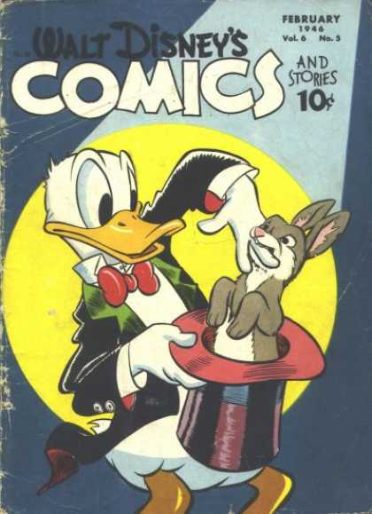 Walt Disney's Comics and Stories 65