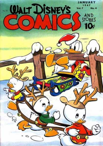 Walt Disney's Comics and Stories 76