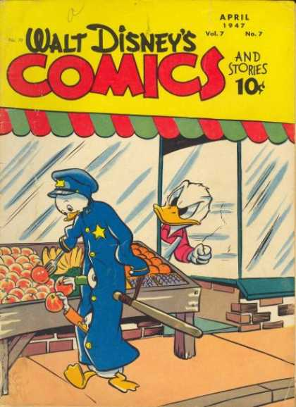 Walt Disney's Comics and Stories 79