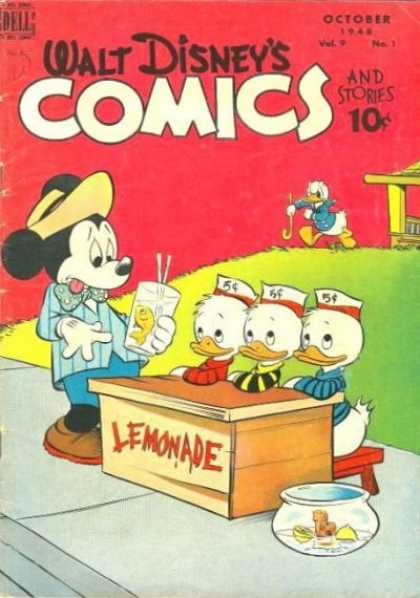 Walt Disney's Comics and Stories 97