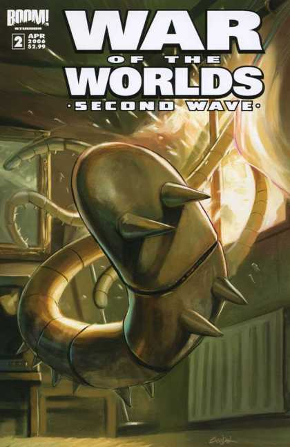 War of the Worlds: Second Wave 2