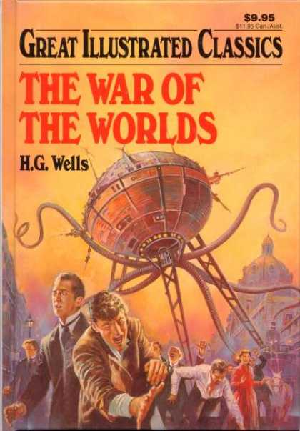 War of the Worlds 106