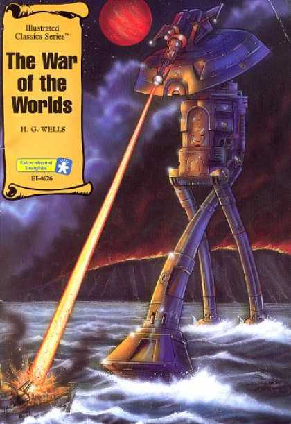 War of the Worlds 111