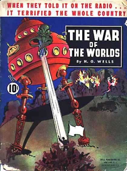 War of the Worlds 12