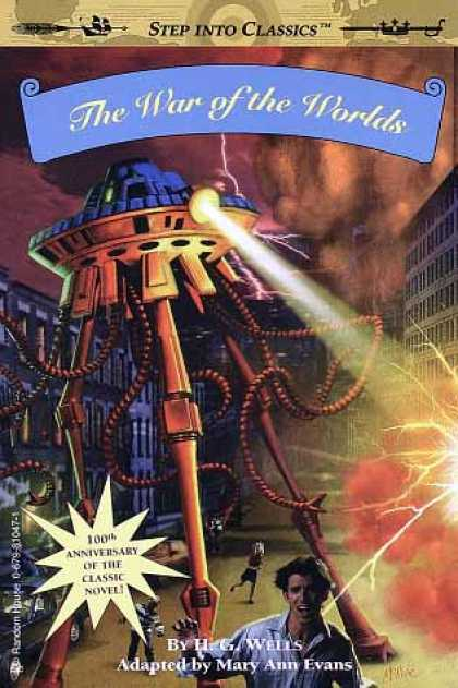 War of the Worlds 122