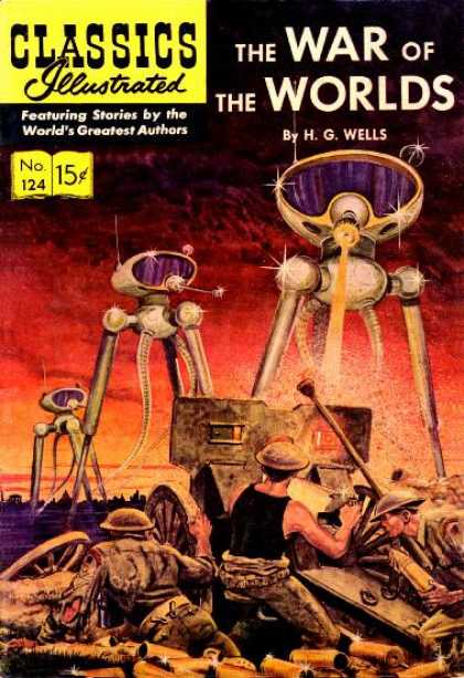 War of the Worlds 22