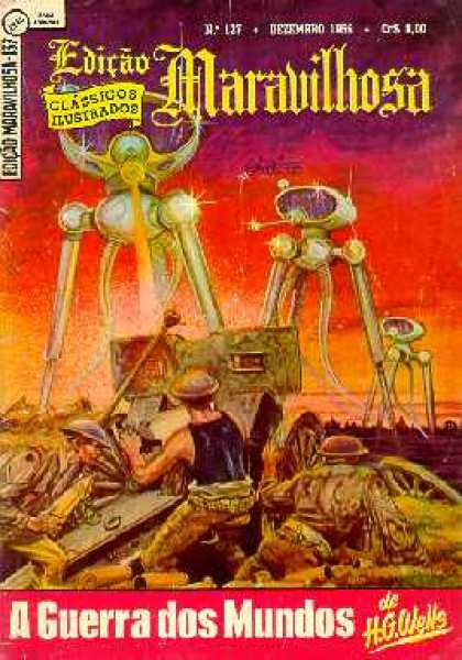 War of the Worlds 25