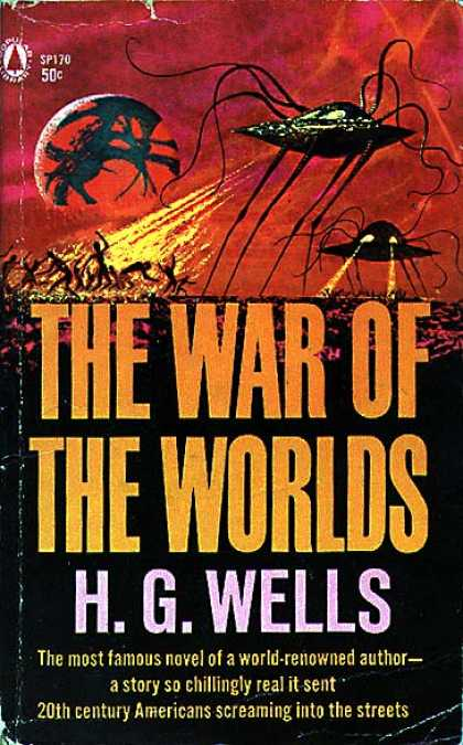 War of the Worlds 32