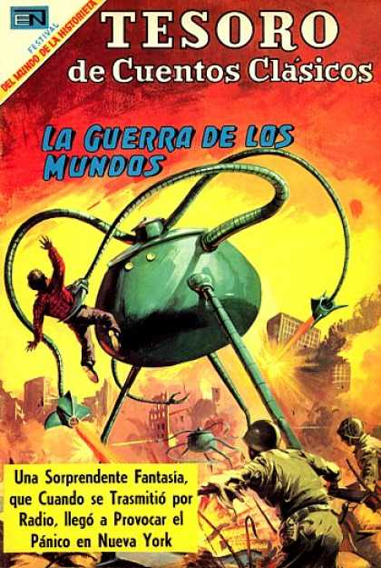 War of the Worlds 34