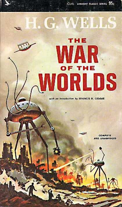 War of the Worlds 39