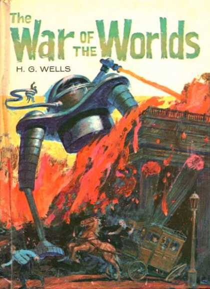 War of the Worlds 40