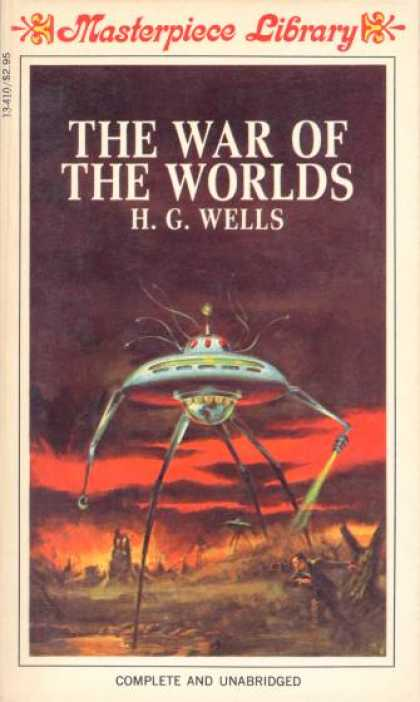 War of the Worlds 45