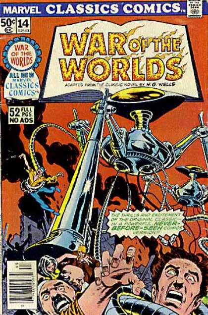 War of the Worlds 63