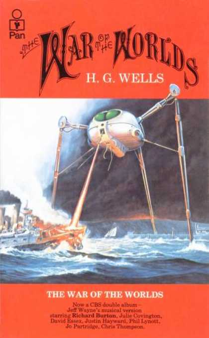 War of the Worlds 71
