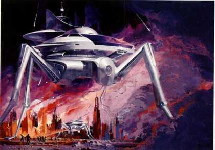 War of the Worlds 80