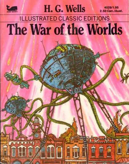 War of the Worlds 81