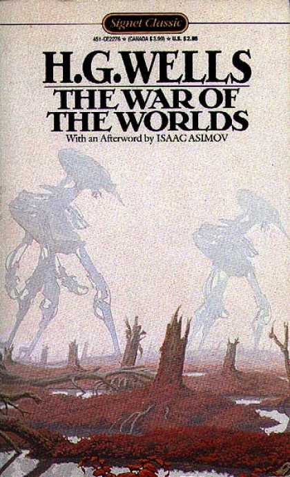 War of the Worlds 89