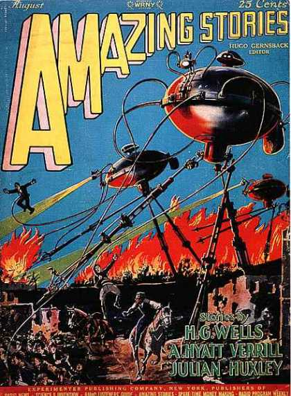 War of the Worlds 9