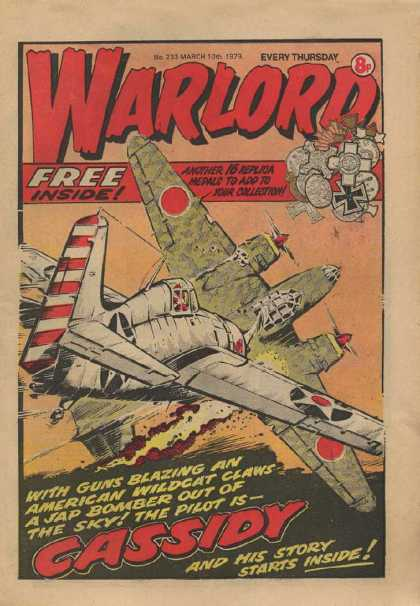 Warlord (Thomson) 233 - Aircraft - Crash - Explosion - Cassidy - Flames