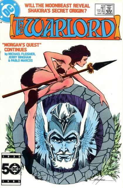 Warlord 103 - Mike Grell