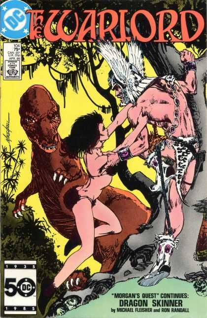 Warlord 104 - Mike Grell