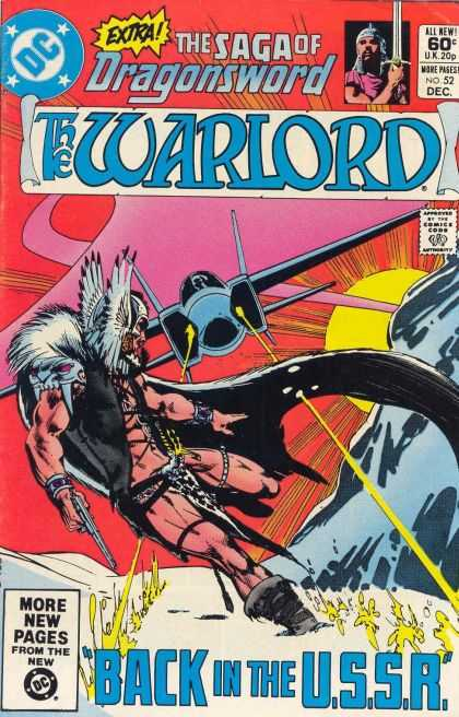Warlord 52 - Mike Grell