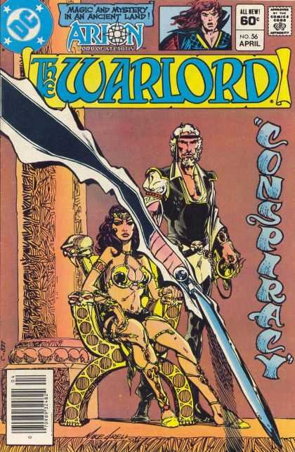 Warlord 56 - Mike Grell