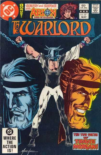 Warlord 57 - Mike Grell