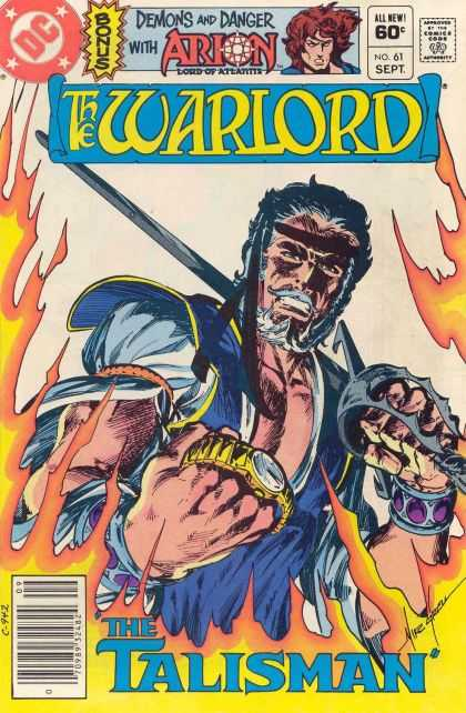 Warlord 61 - Mike Grell