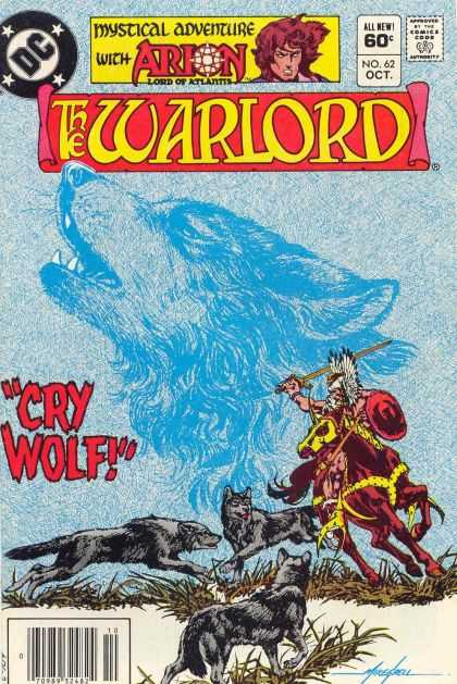 Warlord 62 - Mike Grell
