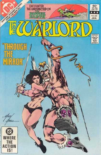 Warlord 65 - Mike Grell