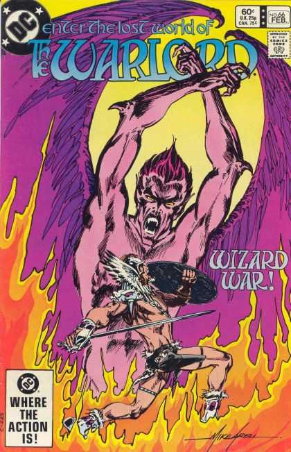 Warlord 66 - Mike Grell