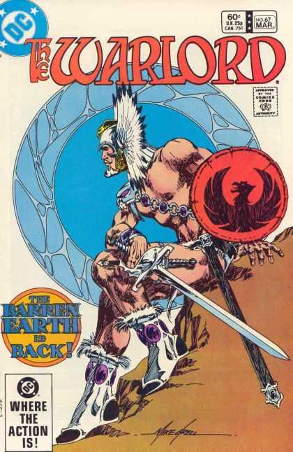 Warlord 67 - Mike Grell