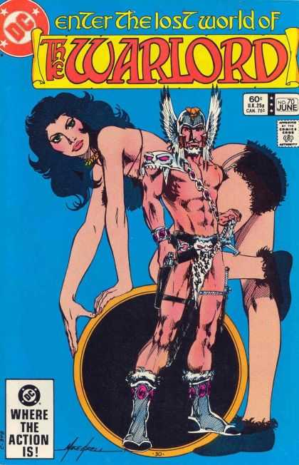 Warlord 70 - Mike Grell