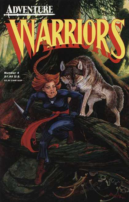 Warriors 4