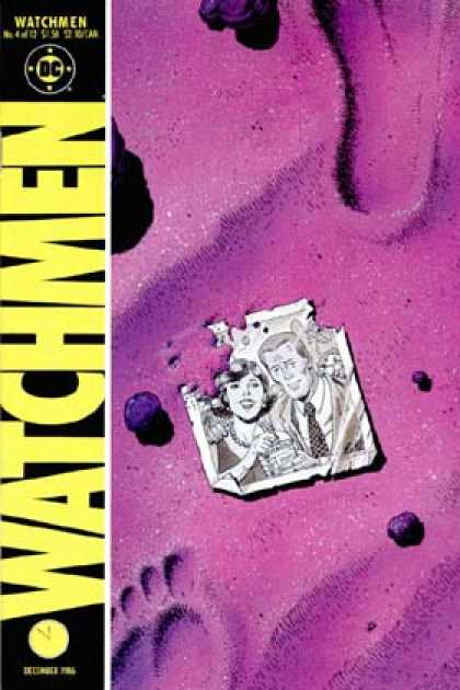 Watchmen 4 - Dave Gibbons