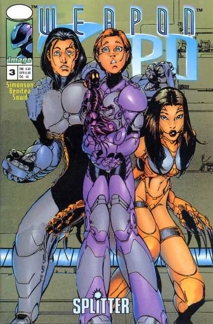 Weapon Zero 4 - Simonson - Henitea - Sowd - Boy - Costumes - Joe Benitez