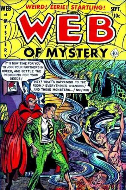 Web of Mystery 13