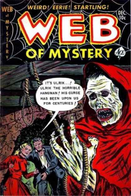 Web of Mystery 16