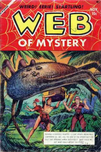Web of Mystery 21