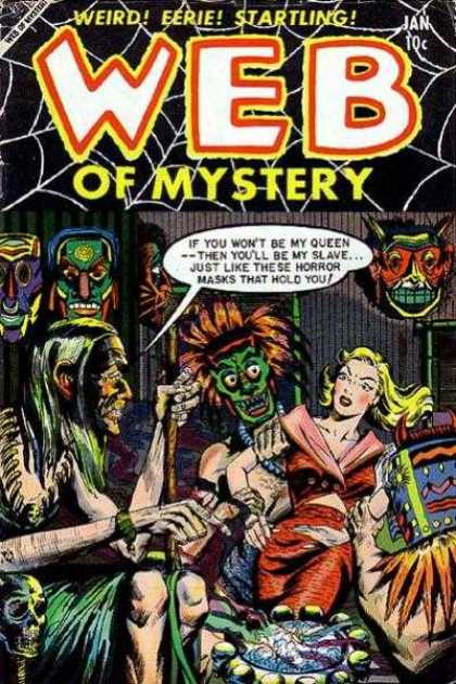 Web of Mystery 22