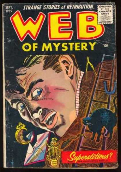 Web of Mystery 29