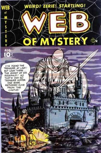 Web of Mystery 4