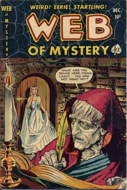 Web of Mystery 6