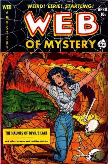 Web of Mystery 8