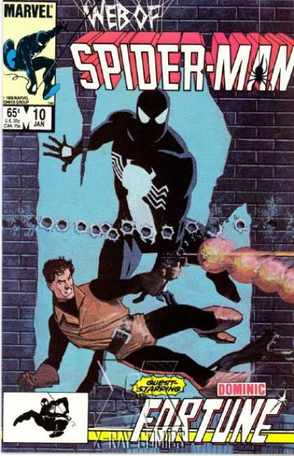 Web of Spider-Man 10 - Howard Chaykin