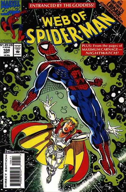 Web of Spider-Man 104