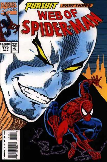 Web of Spider-Man 112